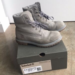 Timberland Woman's 6 inch Premium Waterproof Boot